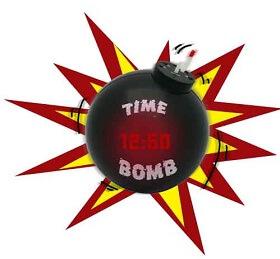 exploding time bomb
