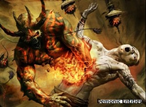 demonic posession